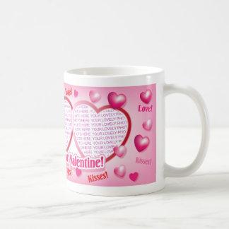 Valentines mug for Mom! Custom 3 photos.
