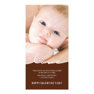 VALENTINE'S PHOTOCARD :: love divide 7P Photo Card