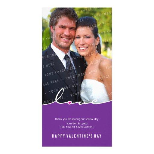 VALENTINE'S PHOTOCARD :: love divide 8P Card
