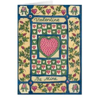 Valentine's Quilt Cards