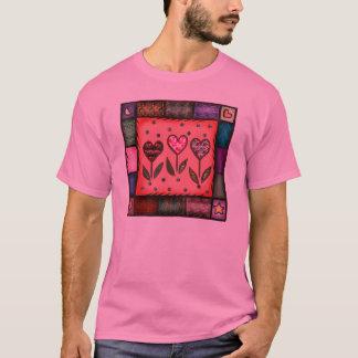Valentine's Quilt T-Shirt