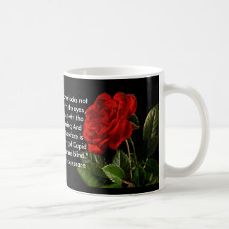 Valentines Rose Coffee Mug