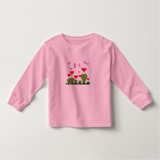 Valentine's Shirt for Toddlers