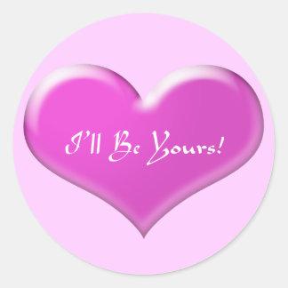Valentine's Sticker