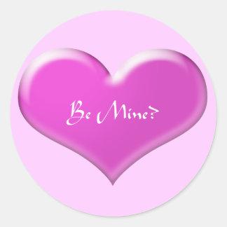 Valentine's Stickers