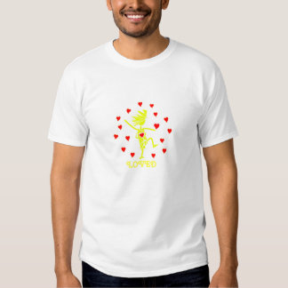 Valentines Well Loved Tee Shirt