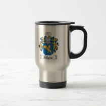 Valentini Family Crest Mug