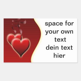 Valentinstags móvil bordador