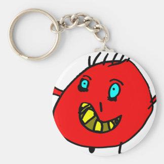 Valérian the nice monster - Axel City Keychain