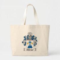 Valeriani Family Crest Bag