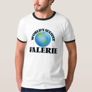 Valerie más atractivo del mundo camisas