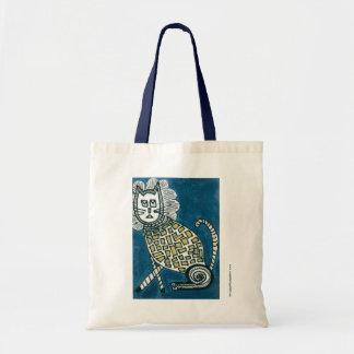 Valerie Riveras Rhodes Cat Challenge Tote Bag