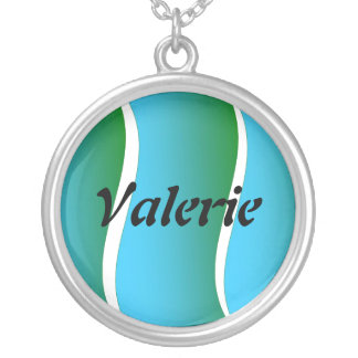 Valerie Silver Plated Necklace
