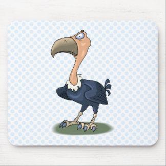 Valerie Vulture Mouse Pad