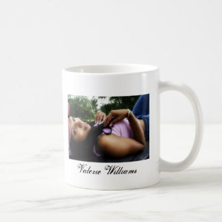 Valerie Williams Classic White Mug