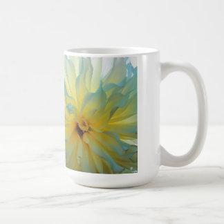 VALERIE'S DAHLIA COFFEE MUG