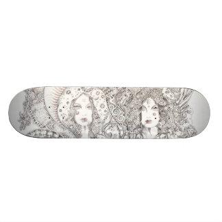 valerinas skateboard deck