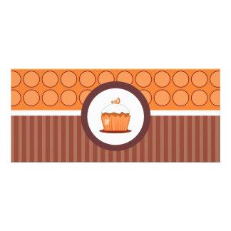 Vales del estilo del boutique de la panadería de l tarjetas publicitarias personalizadas