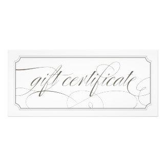 Vales elegantes grises franceses de la escritura lona