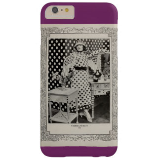 Valeska Suratt 1917 portrait silent movie actress Barely There iPhone 6 Plus Case