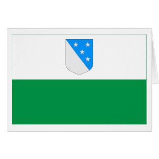 Valga Flag Card
