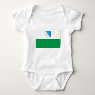 Valga Flag Infant Creeper