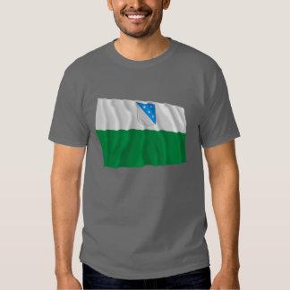 Valga Waving Flag T-shirt