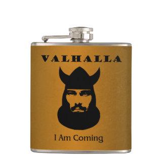 ~ Valhalla del frasco de Viking Petaca
