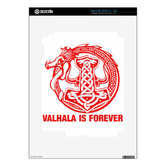 Valhalla Is Forever - Viking Pride Skin For The iPad 2