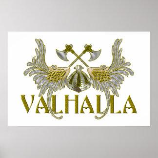 Valhalla Póster