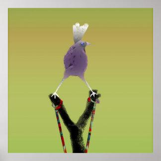 Valiant Bird Poster