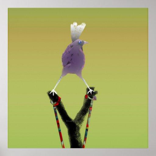 Valiant Bird Posters