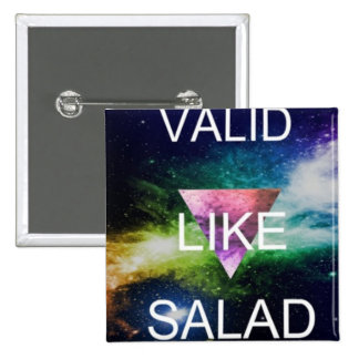 valid like salad :* button