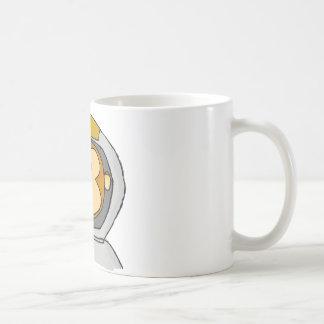 valiente taza clásica