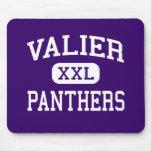 Valier - panteras - High School secundaria - Valie Tapete De Ratón