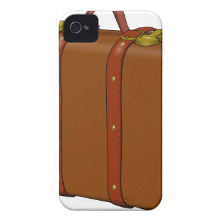 Valigia -    5ft6bf iPhone 4 Case-Mate protector