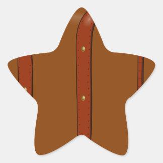 Valigia -    5ft6bf star sticker