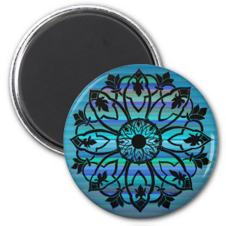 Valium Pane Blue Magnet
