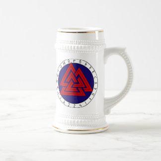 Valknot Drinking Stein