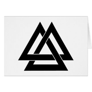 Valknut - Black Card