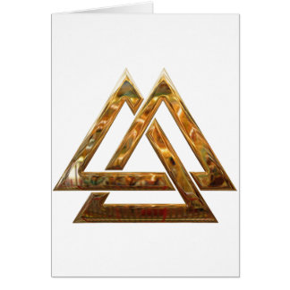 Valknut - Gold Card