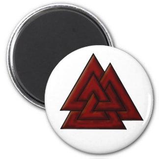 Valknut magnet