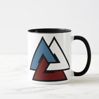 Valknut Symbol Mug