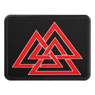 Valknut Tow Hitch Cover