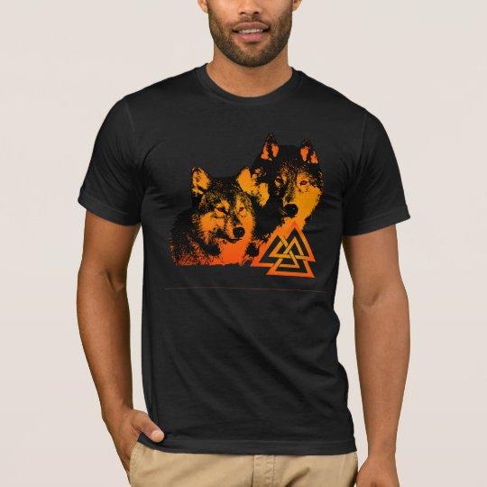 Valknut Wolves Shirt