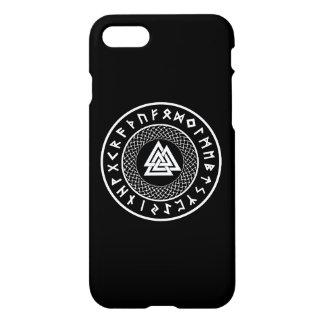 Valknut - Wotans Knot - Odin Rune iPhone 8/7 Case