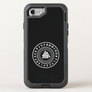 Valknut - Wotans Knot - Odin Rune OtterBox Defender iPhone 7 Case