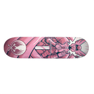 Valkyrie board - pink