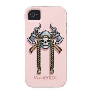 Valkyrie Vibe iPhone 4 Case