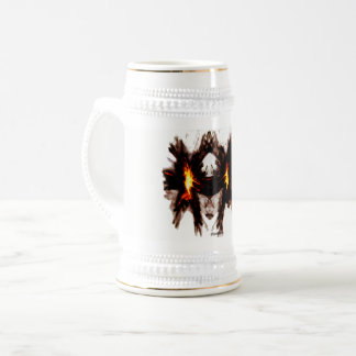 Valkyrie -Hail Odin.let the warrior lead you Beer Stein